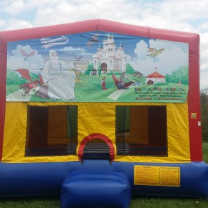 Wizards II Moonbounce