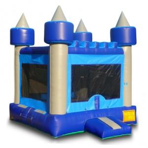 15x15 Inflatable Blue Castle