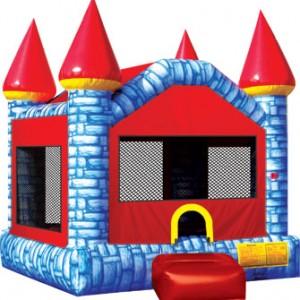 Camelot Castle Blue