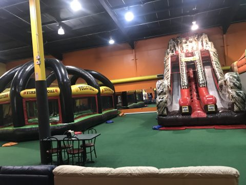 Indoor Fun Center Kids Birthday Party Place Frederick Md