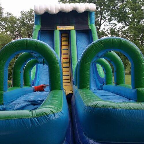 Water Slides & Dry Slides